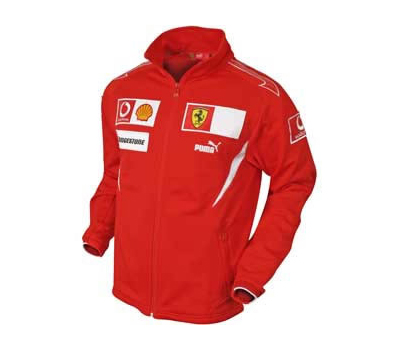 Ferrari Team Jacket